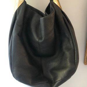 Vince Camuto black shoulder bag